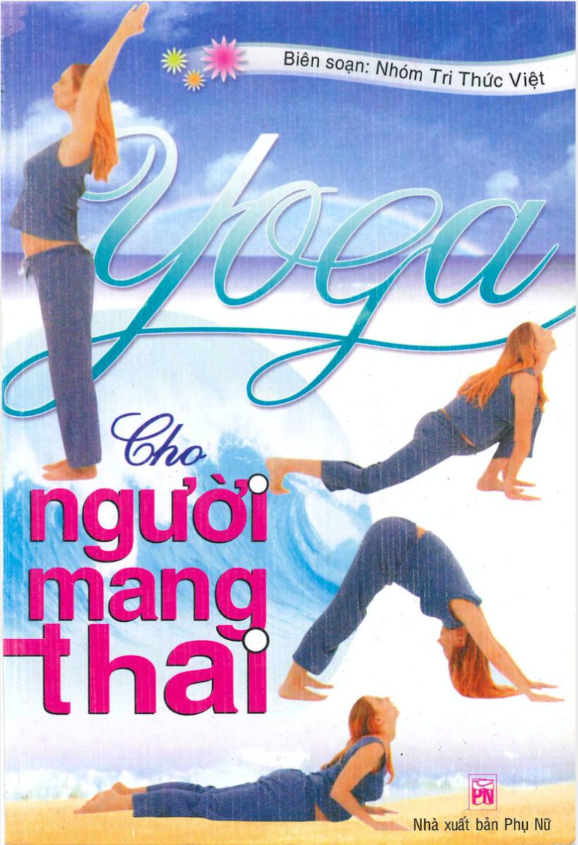 Download ebook Yoga cho người mang thai