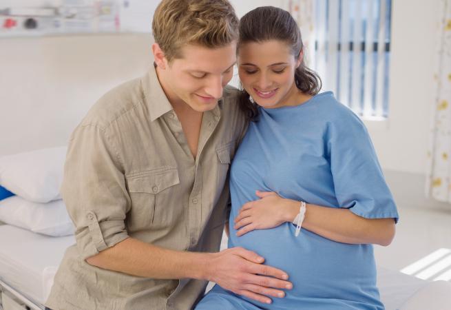 Thai giáo tháng thứ 8: Giúp sinh con dễ dàng hơn