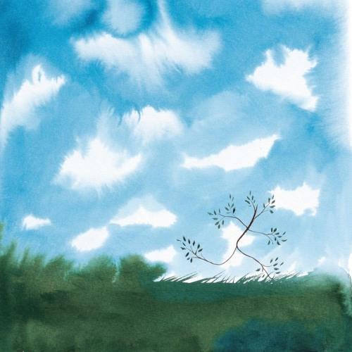 Thơ thai giáo: Trời xanh của mỗi người