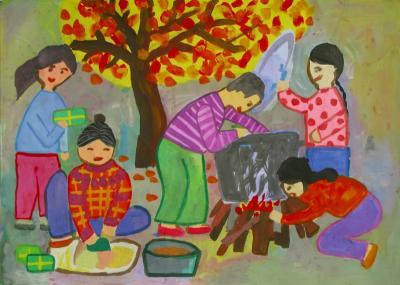 Thơ thai giáo hay cho bé: Chủ đề gia đình - Phần 2