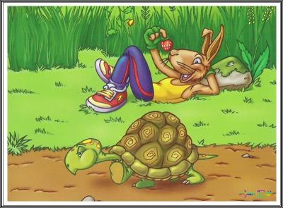 Thỏ và rùa