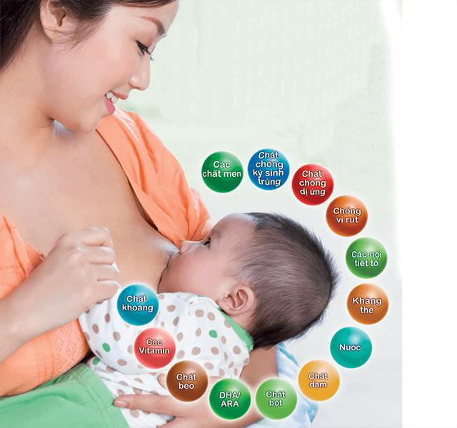 Mẹ Bầu Nên Ăn Gì Để Nhiều Sữa Cho Con Bú