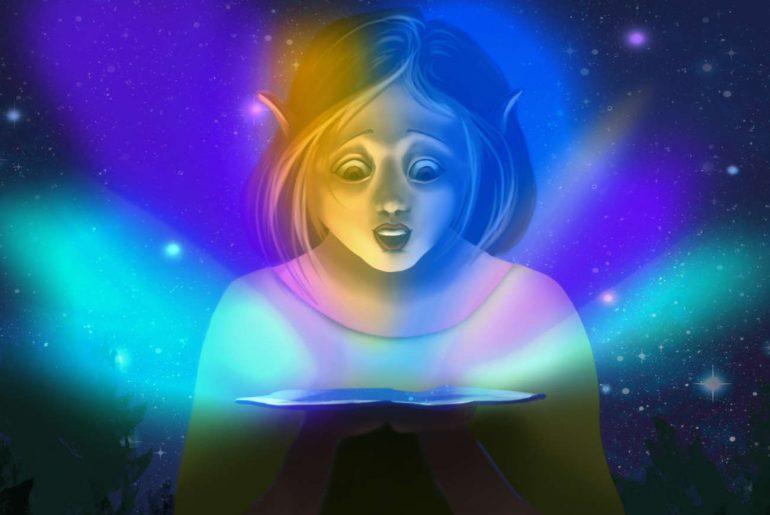 Truyện Ehon - Truyện tranh thai giáo: Luna và chiếc hộp giữ sao