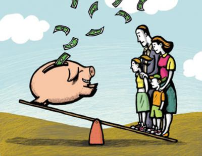 Tiền bạc và gia đình
