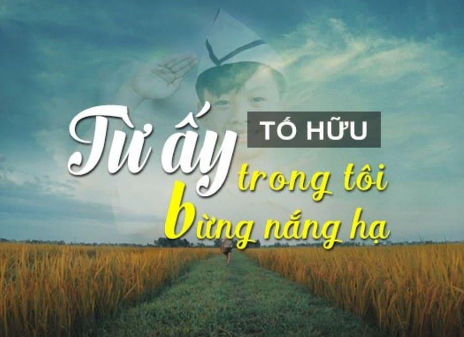 Thơ thai giáo: Từ ấy