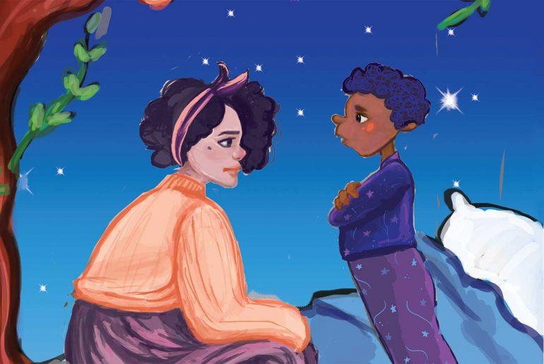 Truyện Ehon - Truyện tranh thai giáo: Chiếc gối giấc mơ