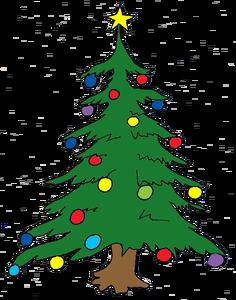 Câu Chuyện Về Cây Thông Giáng Sinh
