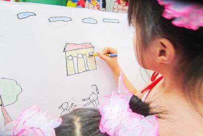 Vẽ nhà