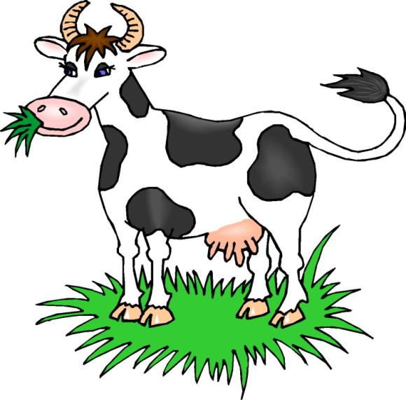 Truyện thai giáo tiếng Anh (Thai giáo ngoại ngữ): A cow grazing