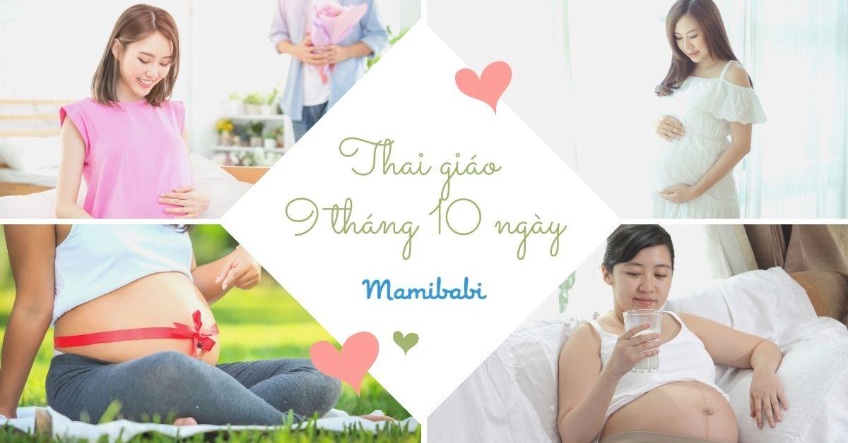 Thai giáo 9 tháng 10 ngày: Nhất định phải làm gì để không lạc hướng?