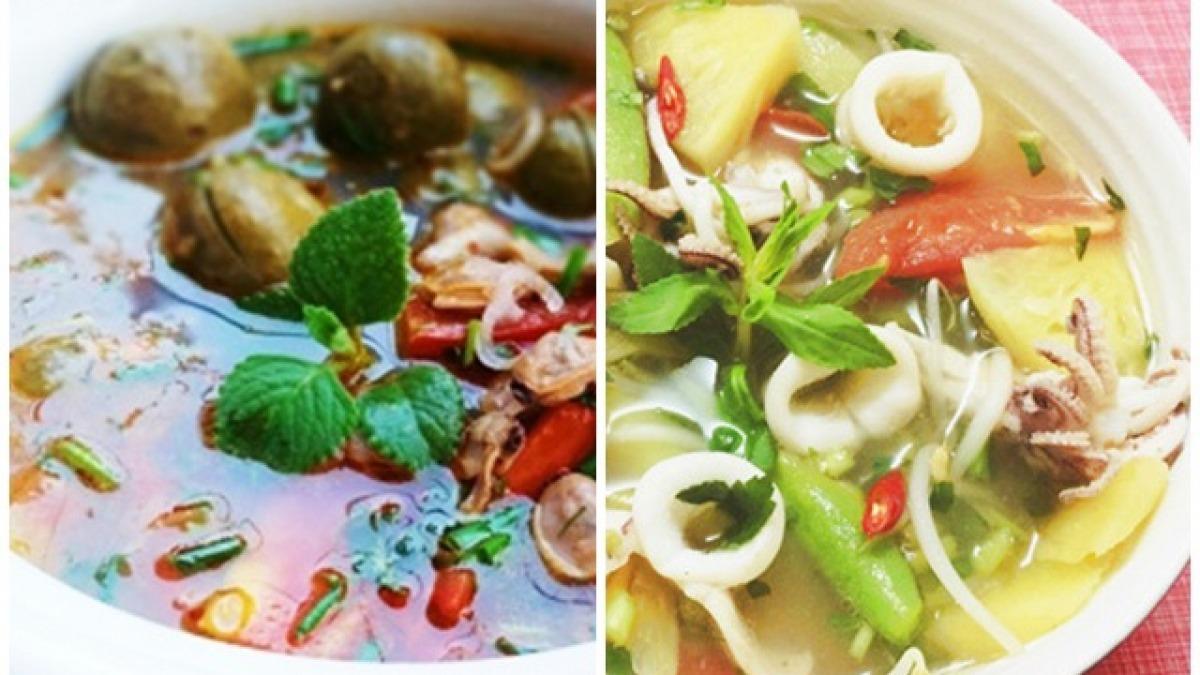 Top 30 Món Canh Ngon Cho Bà Bầu 3 Tháng Đầu