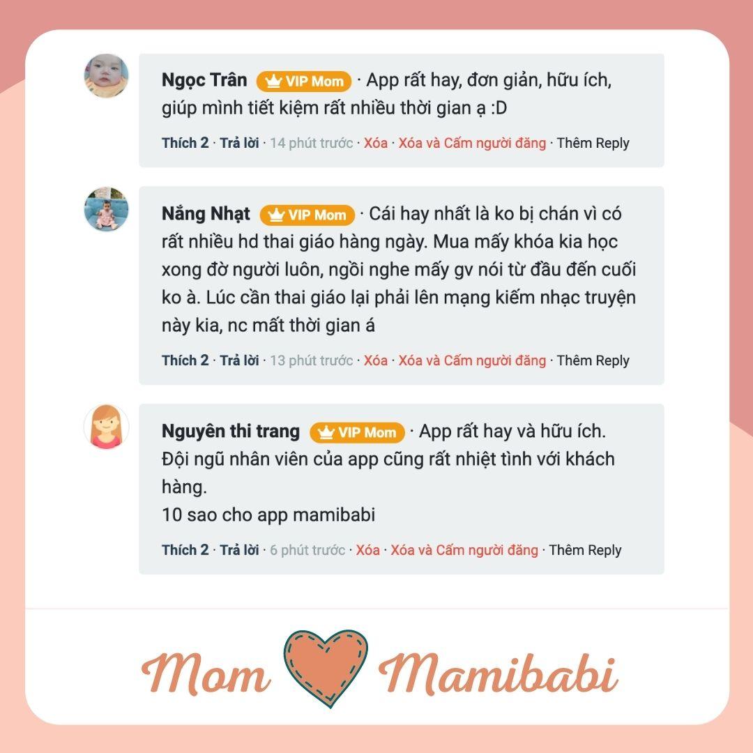 Một trong những động lực đi làm của cả team hàng ngày đây ạ 😍😍  Được giúp các mẹ một tay trong việc mang thai, nuôi con, dạy con thực sự là niềm vui lớn lao mà các ad đã coi nó là sứ mệnh của mình rồi các mom ạ!