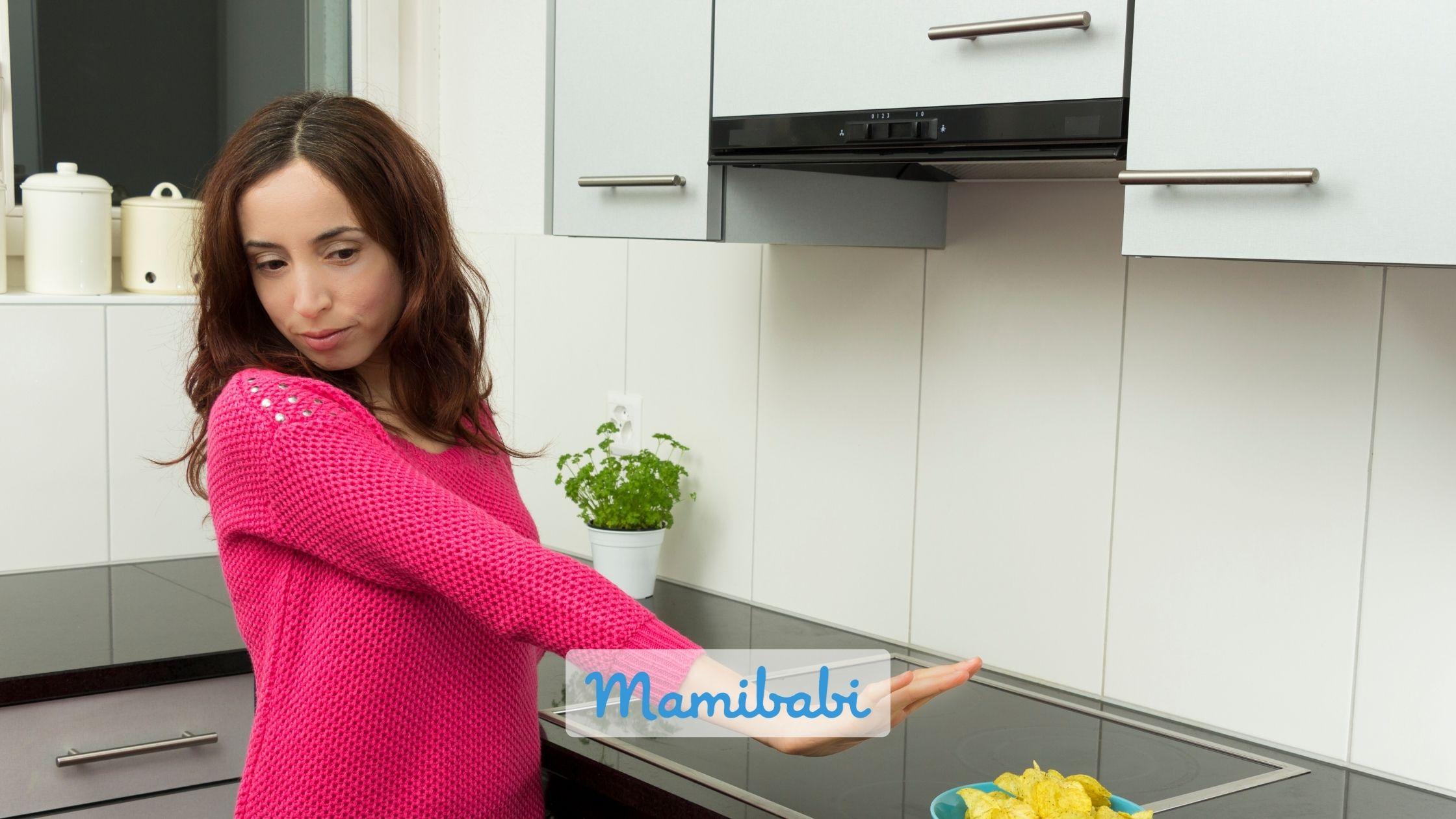 mới có thai không nên ăn dưa muối