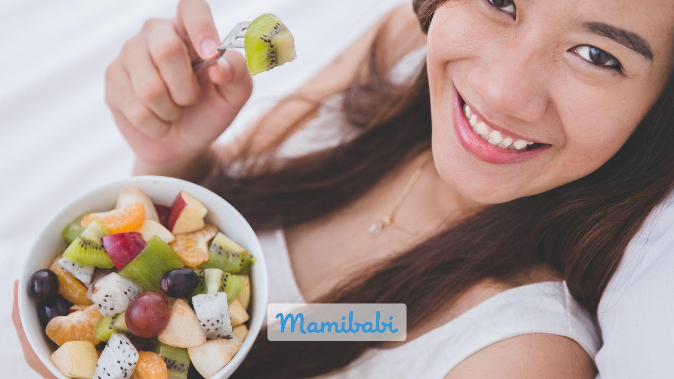 Những loại trái cây tốt cho thai nhi
