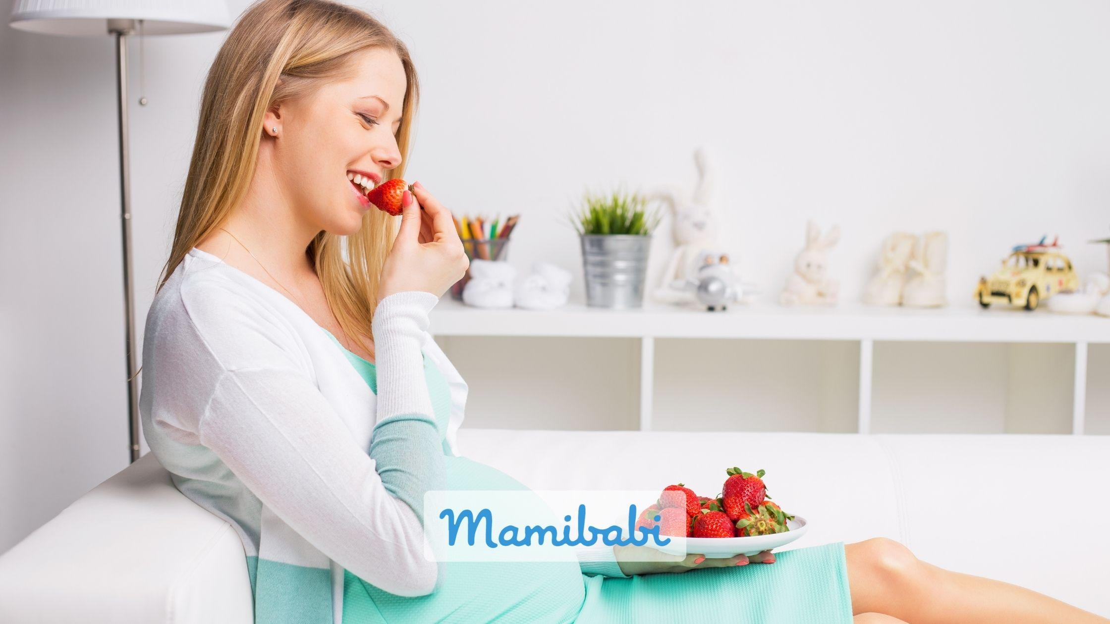 bầu 3 tháng đầu nên ăn nhiều hoa quả