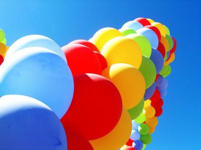 A Balloon on the Tall (Một quả bóng bay buộc vào cái đuôi)