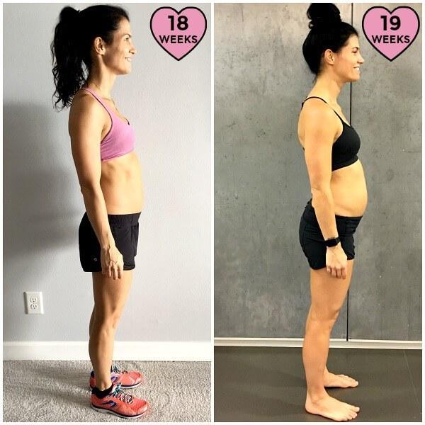 Thai 19 tuần nặng bao nhiêu - Thai 19 tuần phát triển như thế nào?