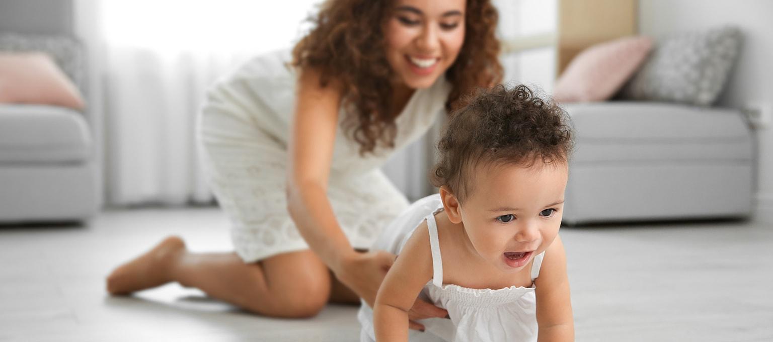 Tập bò cho bé: Hướng dẫn chi tiết nhất từ A đến Z