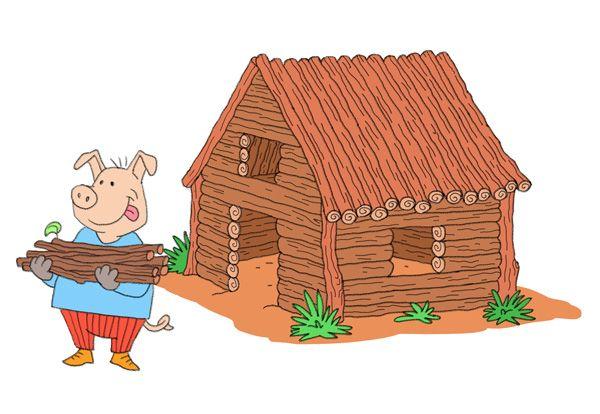 Nhà mới của lợn con