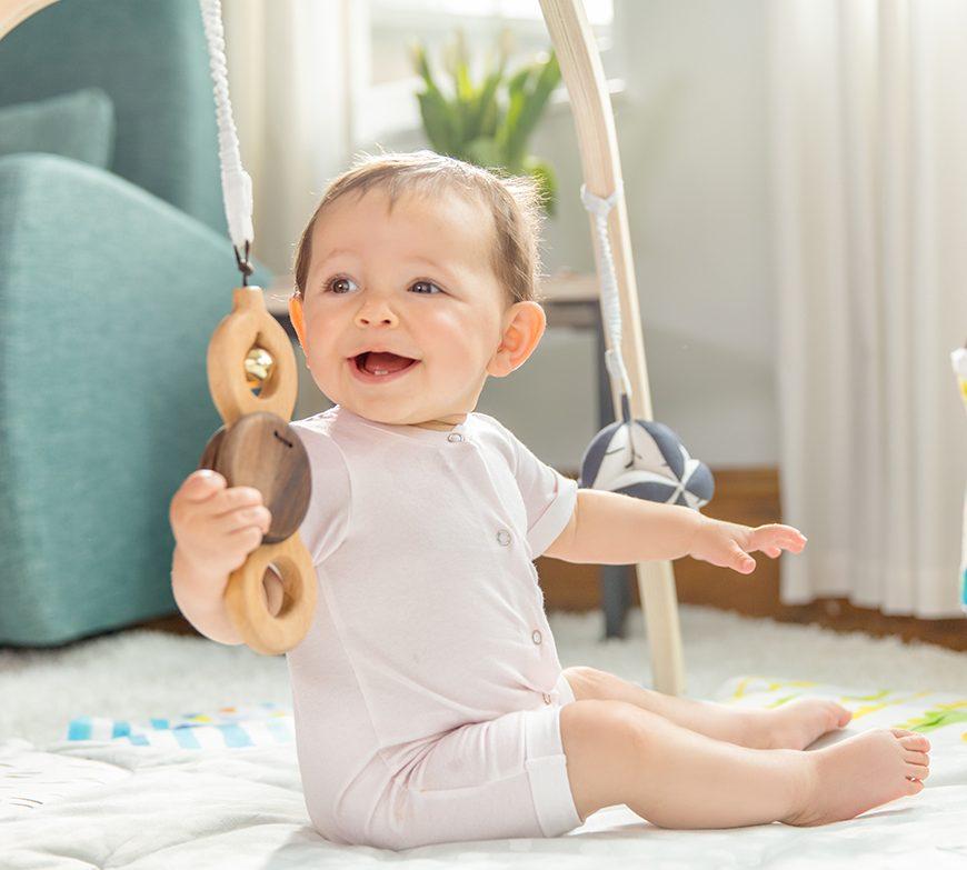 Tập ngồi cho bé: Trả lời 9 câu hỏi về sự an toàn của bé