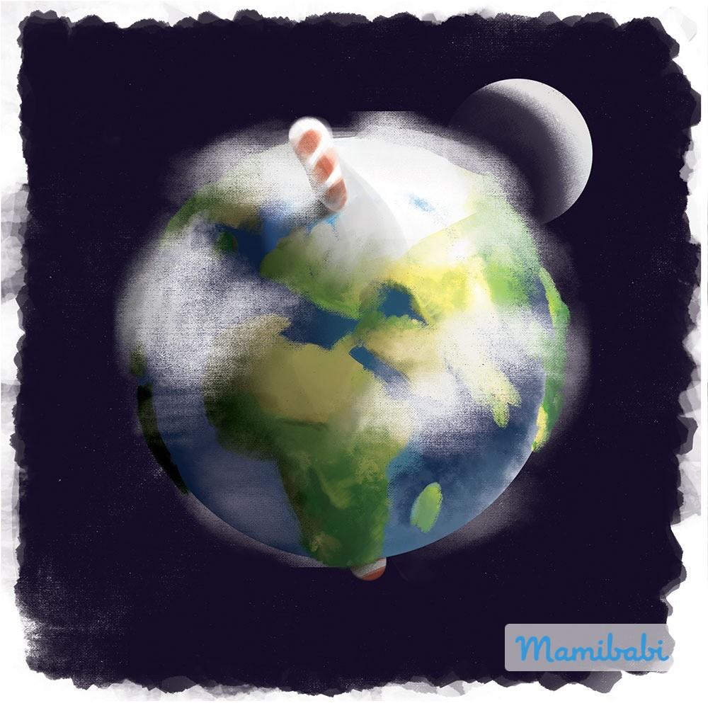 Truyện Ehon - Truyện tranh thai giáo: Thế giới của Tig
