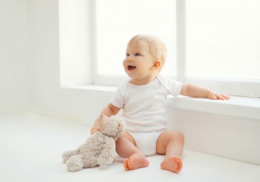 Tập ngồi cho bé: Bé ngồi thật nhanh nếu mẹ làm theo 6 bước này