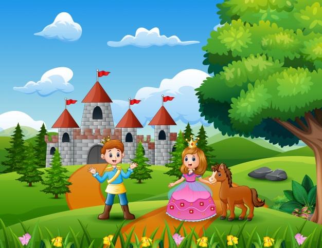 Truyện thai giáo: Công chúa hạt đậu
