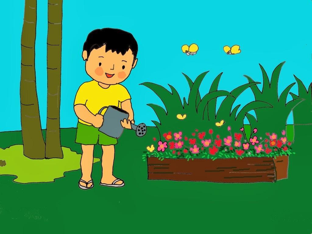 Thơ thai giáo: Hoa mười giờ