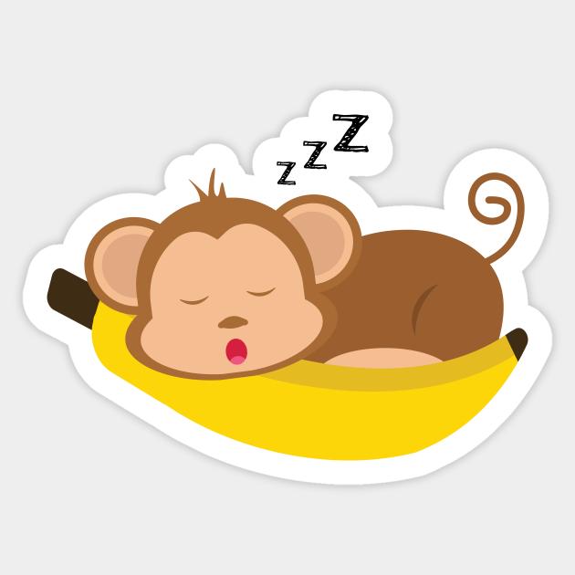Truyện thai giáo: Khỉ con ham ngủ nướng