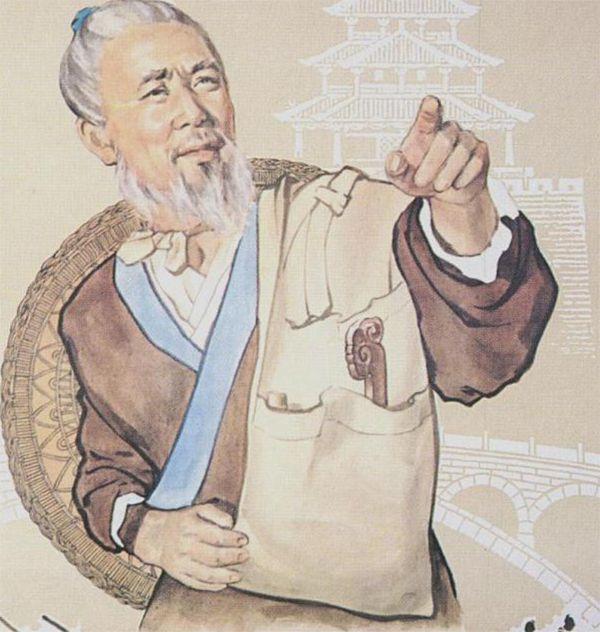 Truyện thai giáo: Bậc thầy sáng tạo Lỗ Ban