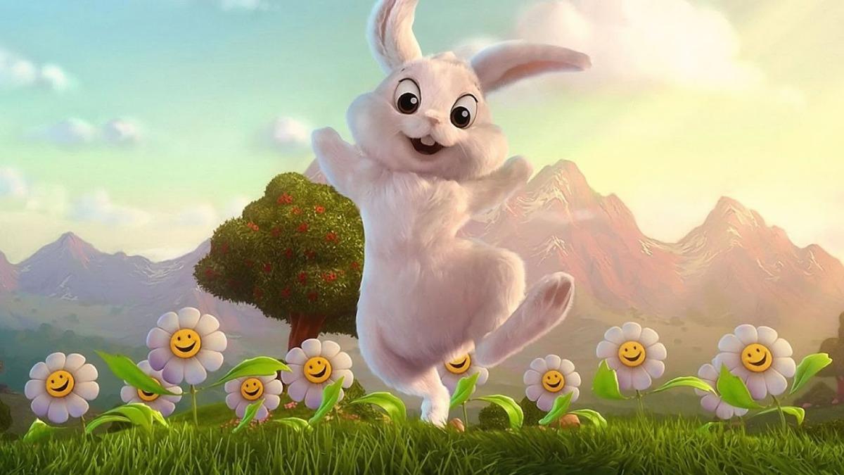 Truyện thai giáo: Thỏ con giữ lời hứa