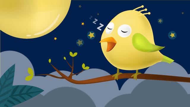 Truyện thai giáo: Chim sẻ lười nhác