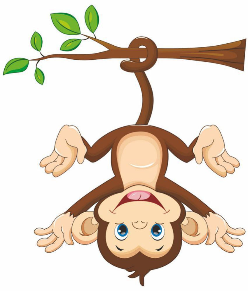 Truyện thai giáo: Khỉ con trồng liễu