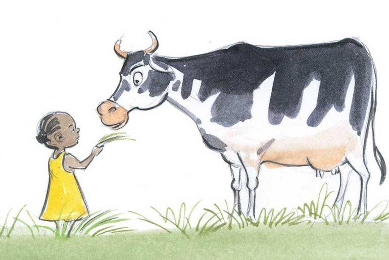 Thuli và chú bò Special