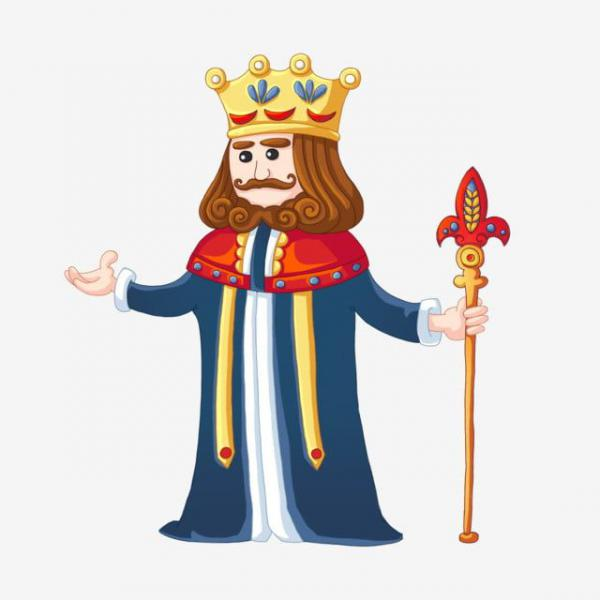 3 câu đố của nhà vua