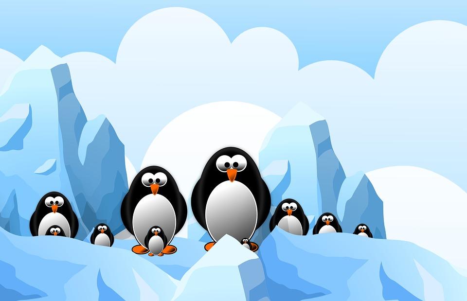 Truyện thai giáo: Chim cánh cụt thoát hiểm