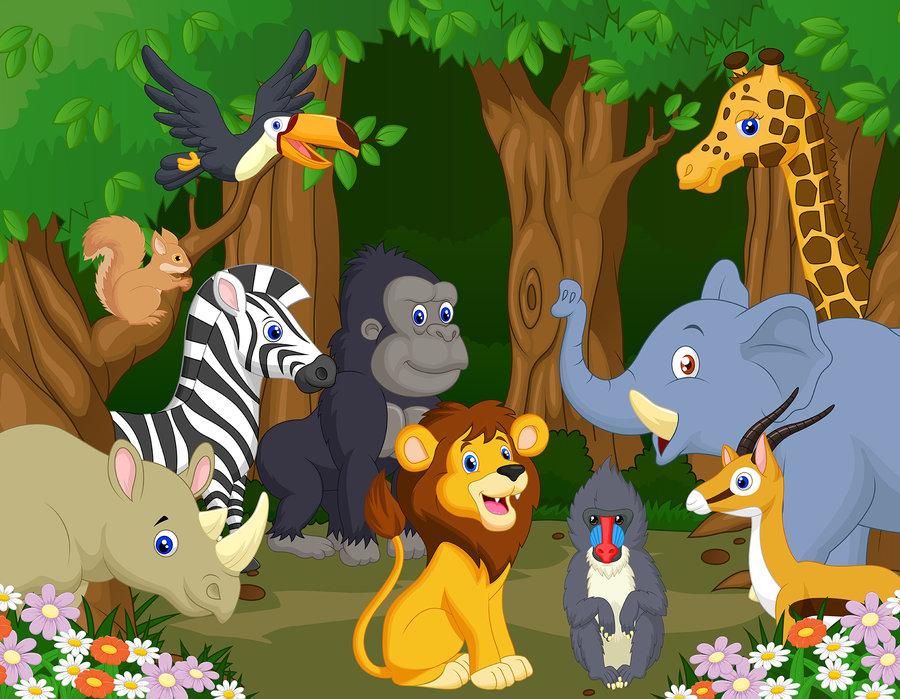 Truyện thai giáo: Sự mưu trí của các loài vật