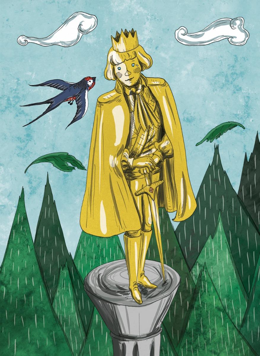 Truyện thai giáo: Chuyến du hành của Hoàng tử vui vẻ
