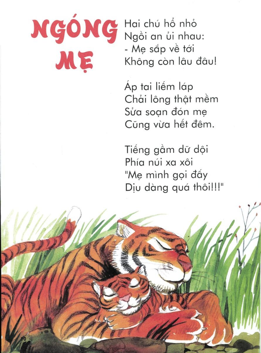 Thơ thai giáo: Ngóng mẹ