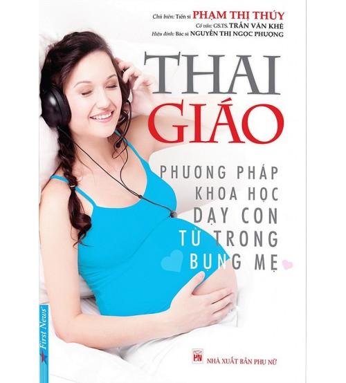 Tài liệu thai giáo: Review sách thai giáo hay cho mẹ bầu 2021